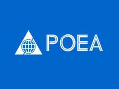 POEA OEC - Overseas Employment Certificate or Exit Clearance