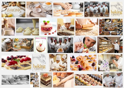 Baking And Pastry university subject list