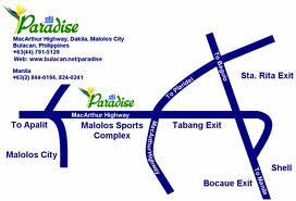Dj Paradise Resort Amp Hotel In Malolos Bulacan Entrance