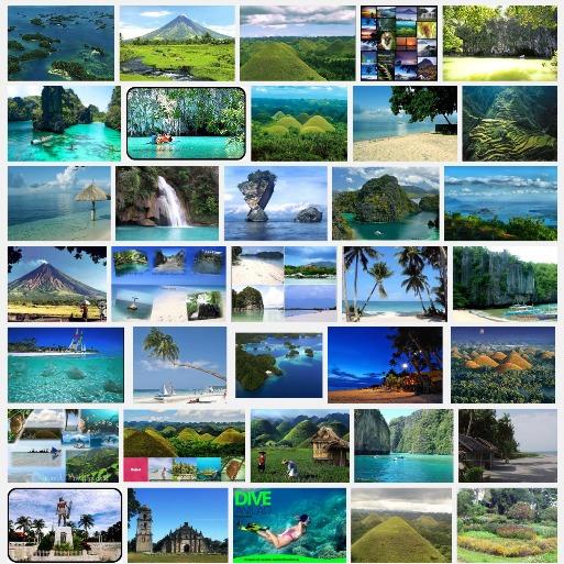 Pin Philippine Tourist Spots 0001 On Pinterest
