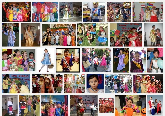 UN Costumes , United Nations Member Countries RTW and Custom Costume Rental  for Kids and Adult