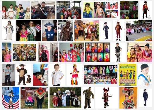 UN Costumes for Different Member Countries