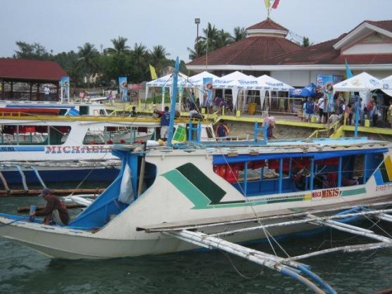 Jetty Port Ferry Boat